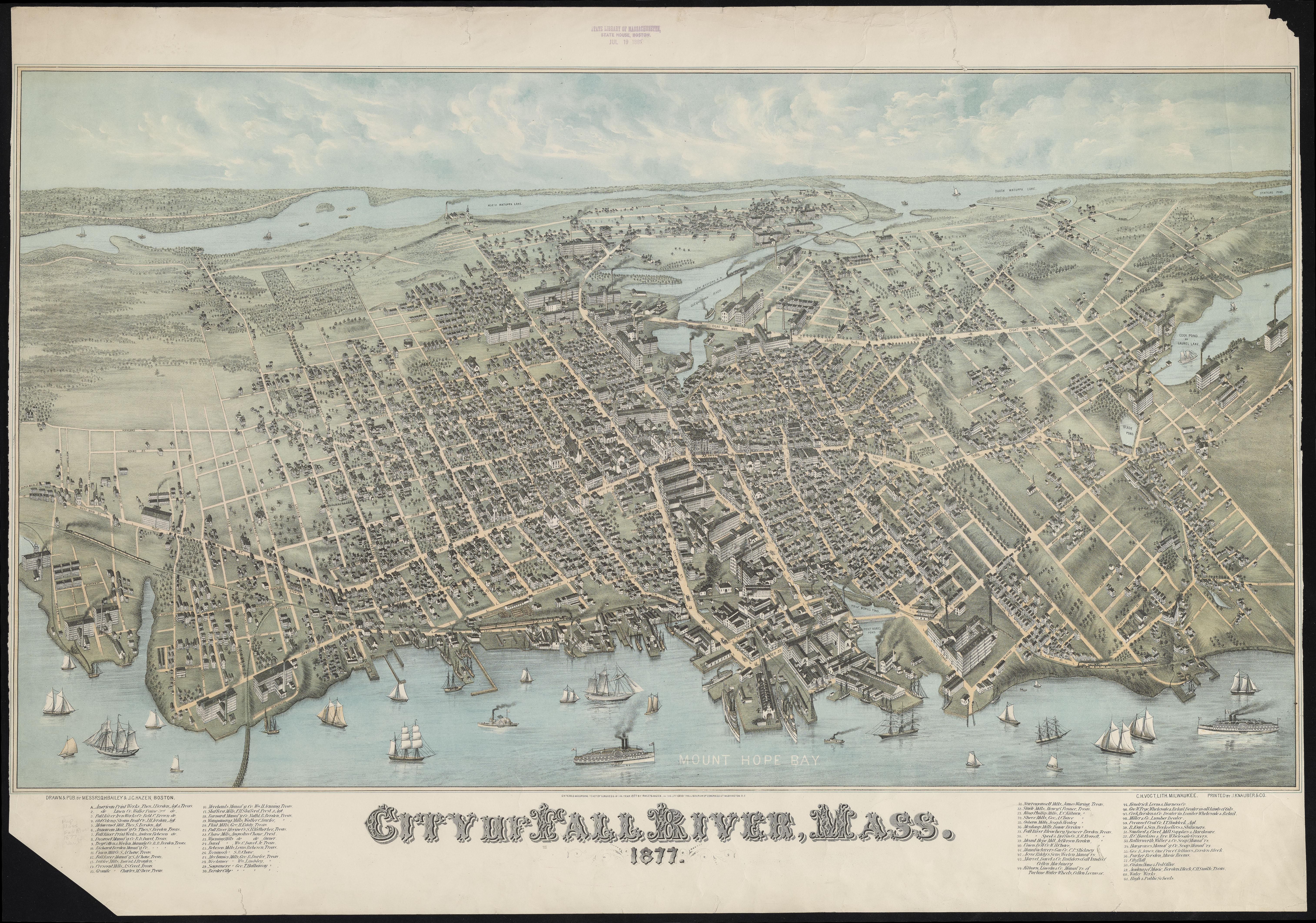 City of Fall River, Mass. 9